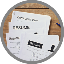 We will design and build your CV